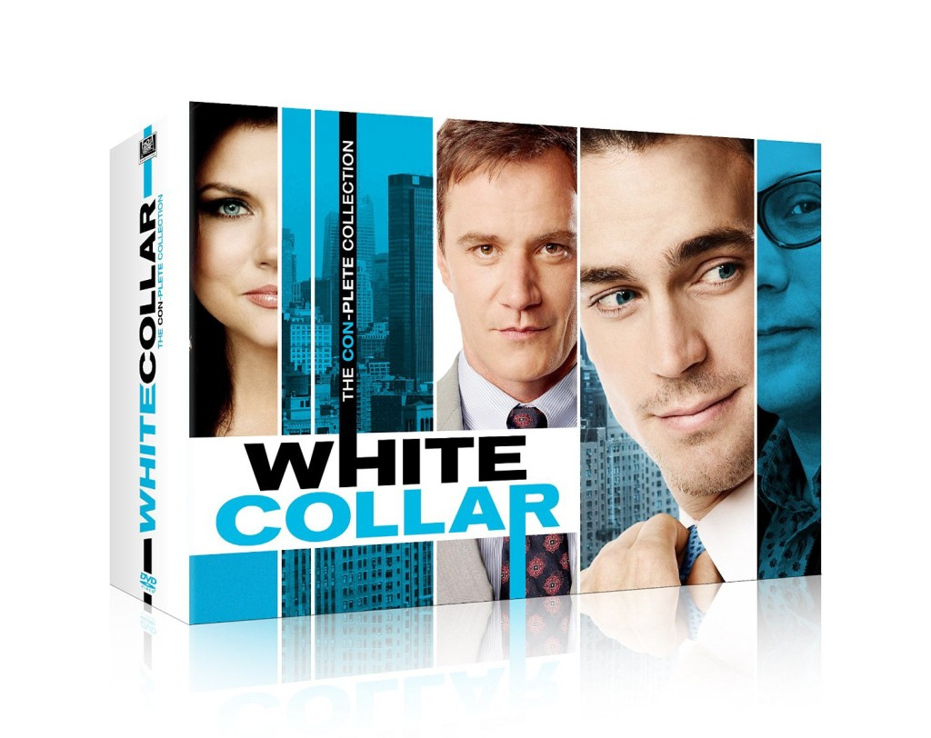 White Collar Complete Series Box Set
